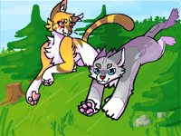 Running collab with @Koi_Collie