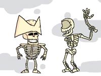 Skeleton Collab