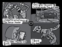 """SC #3 """"Horror house"""""""