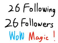 Magic 26!!!