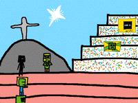 Minecraft Olympic 2016