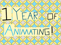 My 1 Year Anniversary!
