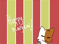 Happy new year ! ;w;